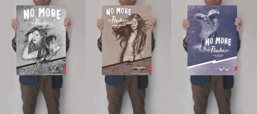 """NO MORE FLASHES"" 