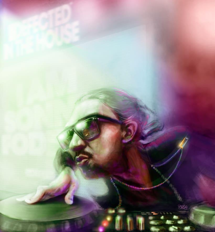 Sonny Fodera. Digital 0
