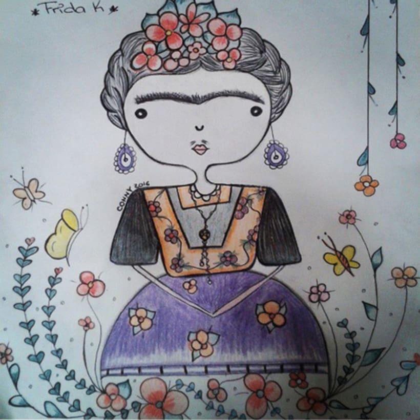 Mi Proyecto del curso: Frida 1