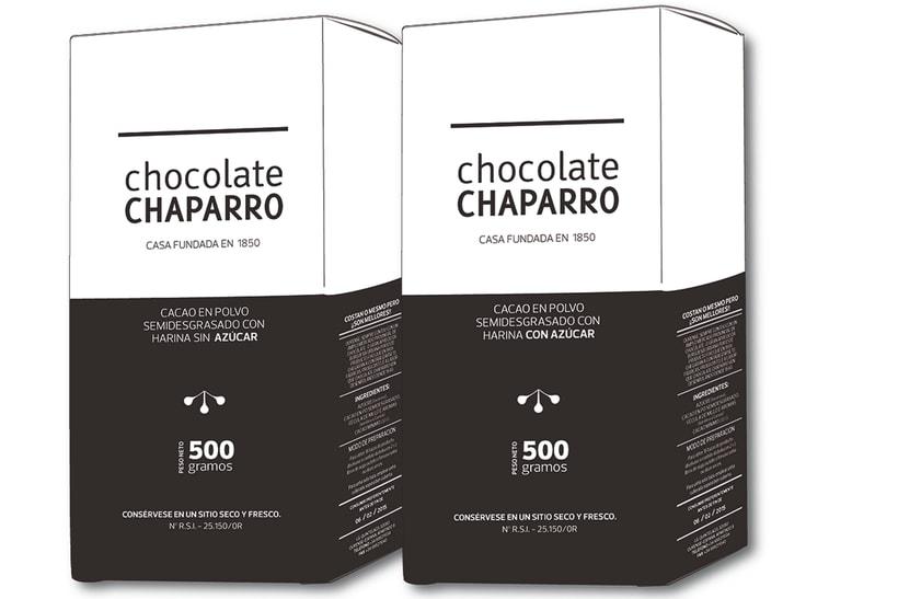 Chocolate Chaparro 7