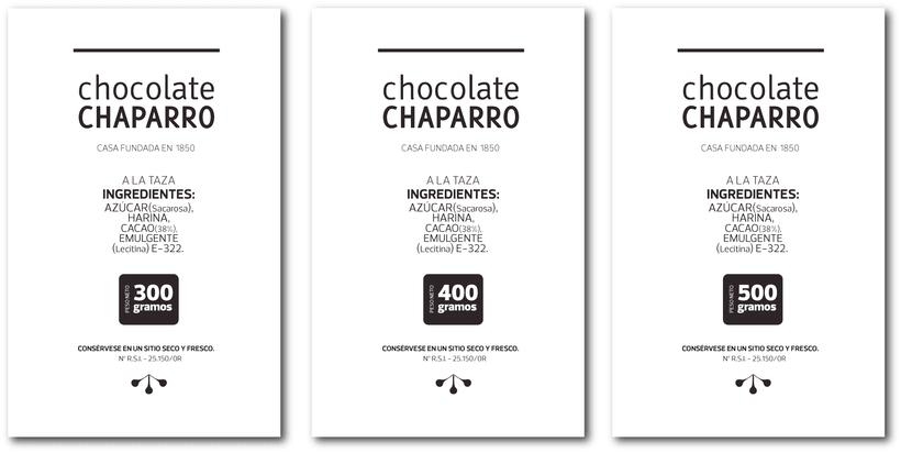 Chocolate Chaparro 4