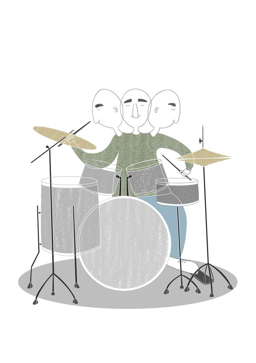Mutant musicians 2