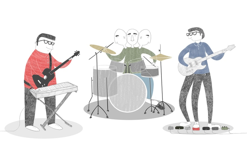 Mutant musicians 6