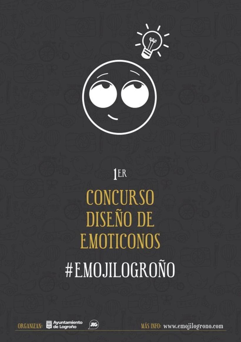 Concurso diseño y creatividad de emoticonos 1