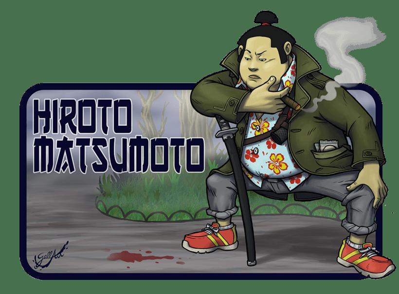Hiroto Matsumoto -1