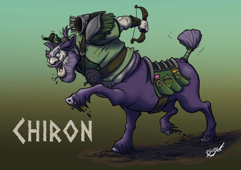 Chiron - Quirón 0