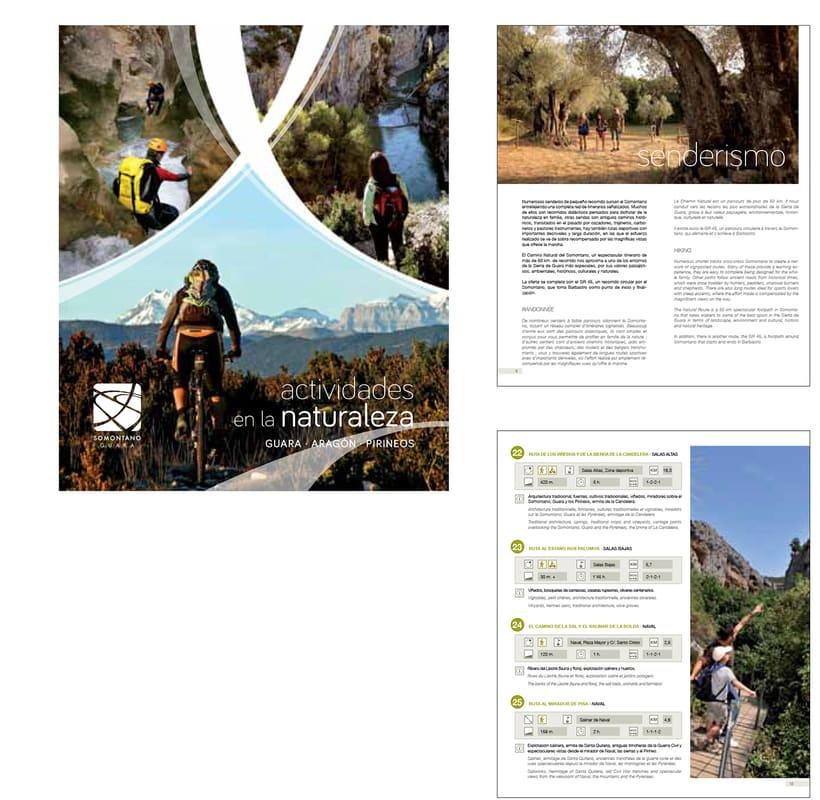 Guía de actividades Comarca de Somontano -1