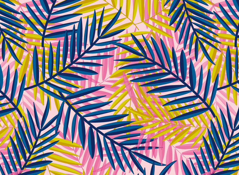 Tropical | Pattern Design 2