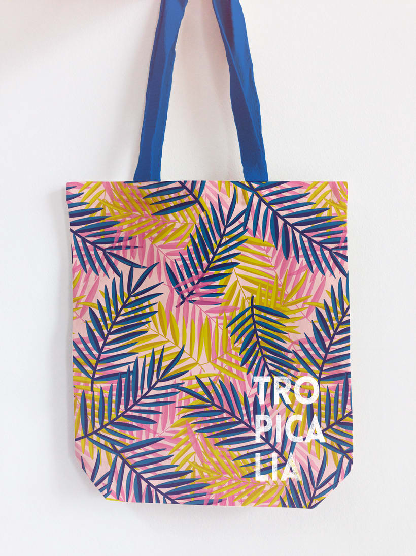 Tropical | Pattern Design 6