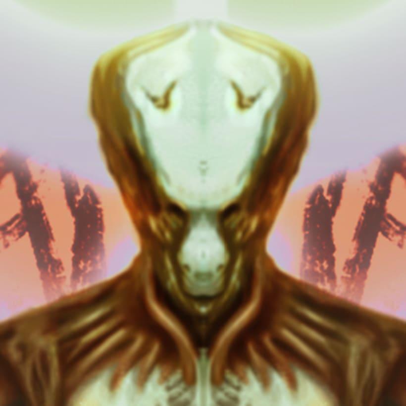 Cosmic Shaman I 0