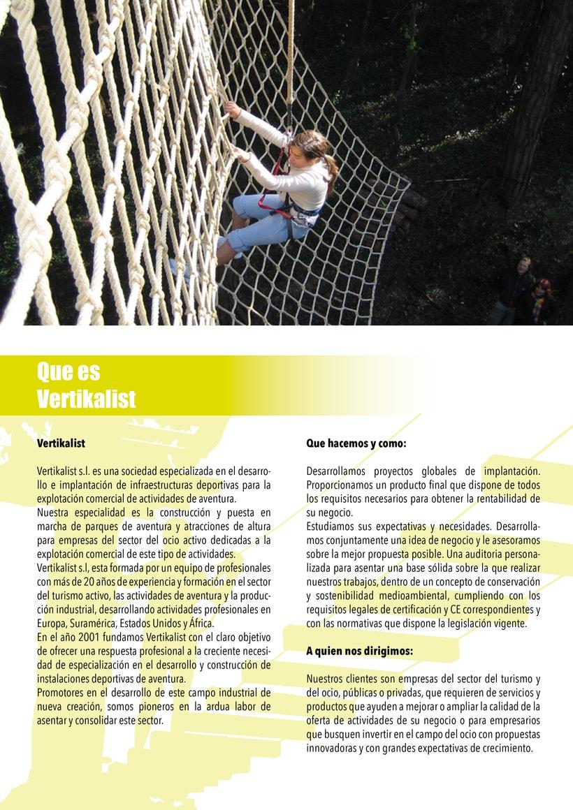 Catalogo Forestal Canopy Vertikalist® 1