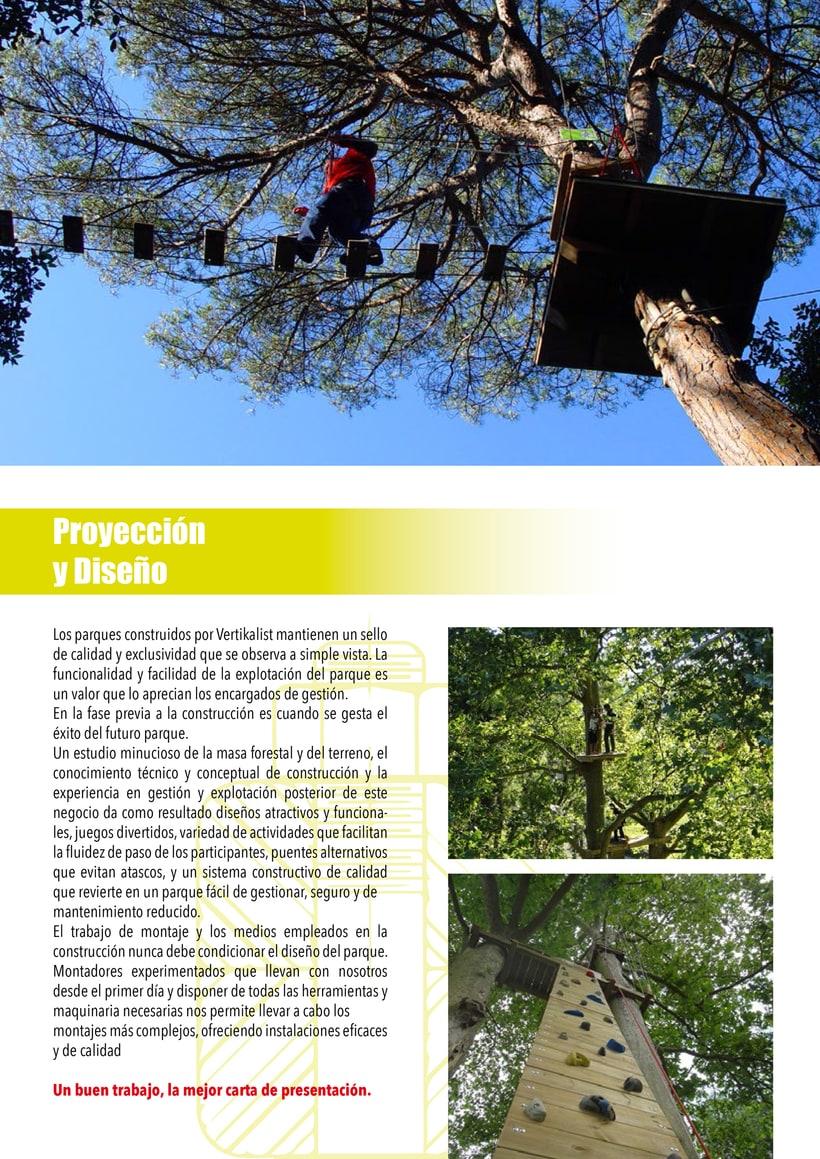 Catalogo Forestal Canopy Vertikalist® 3