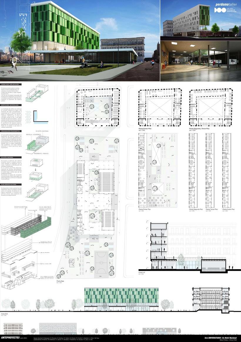 Proyecto para Ciudad Vieja  0