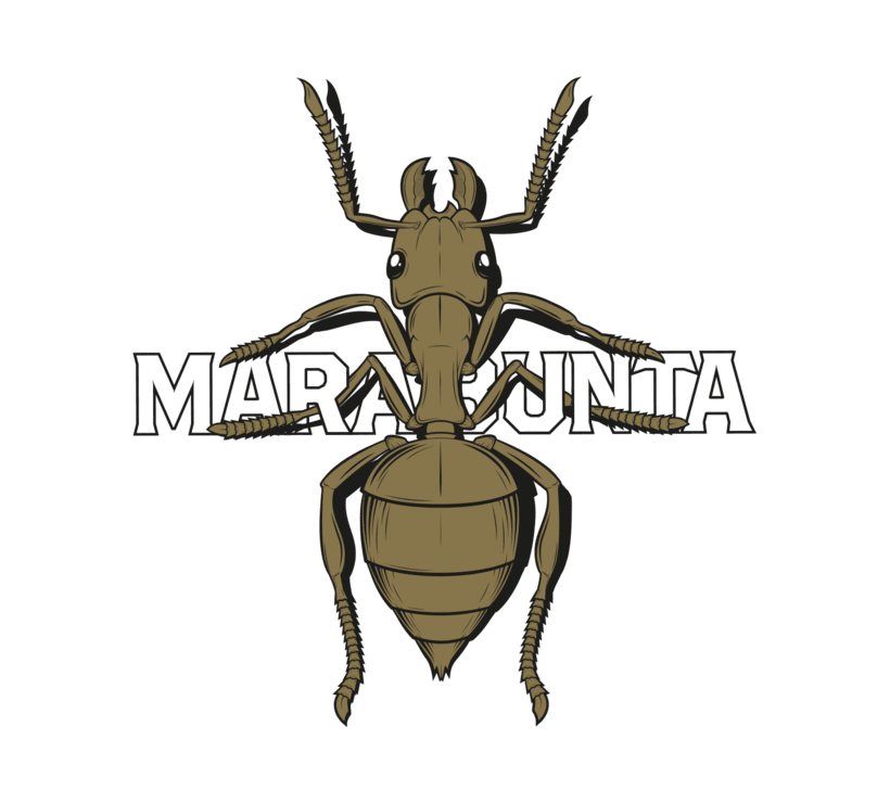 MARABUNTA, for Nomada Brewing 2