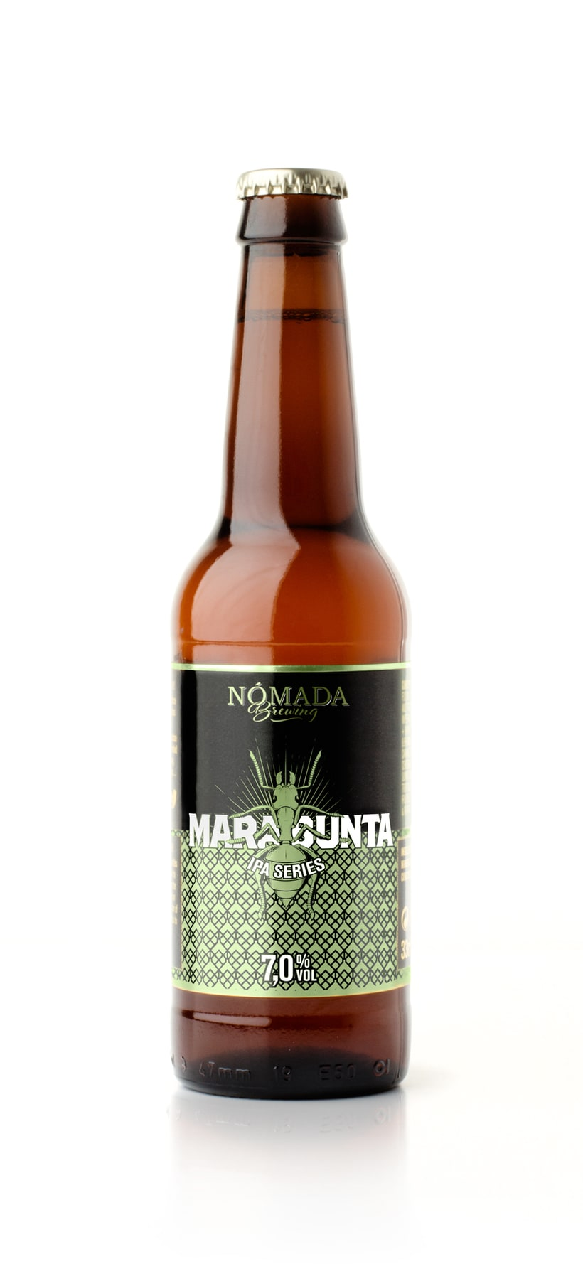 MARABUNTA, for Nomada Brewing 3