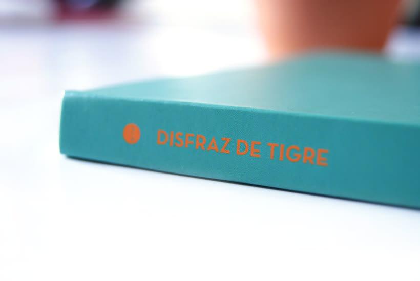 Disfraz de Tigre 9