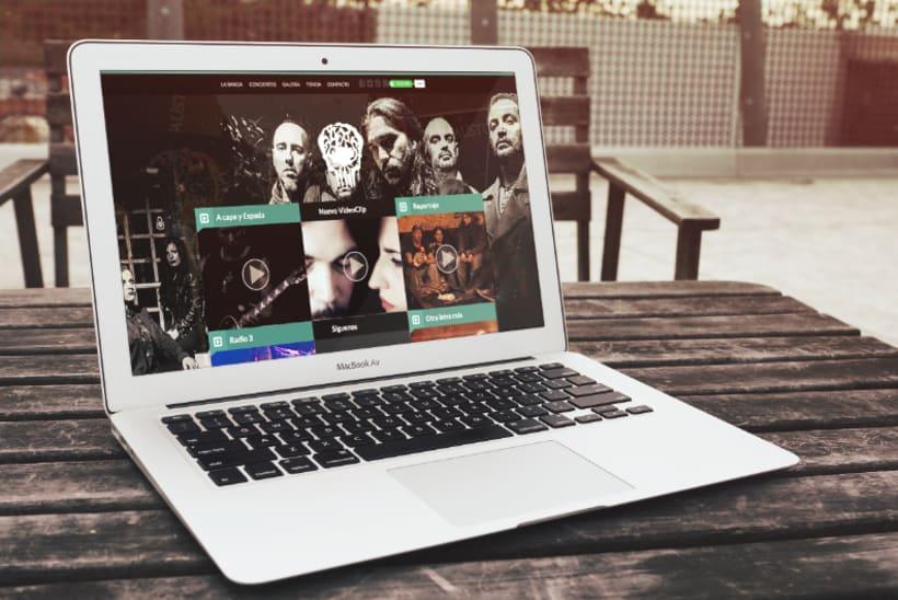 Diseño de web. Fausto Taranto 0