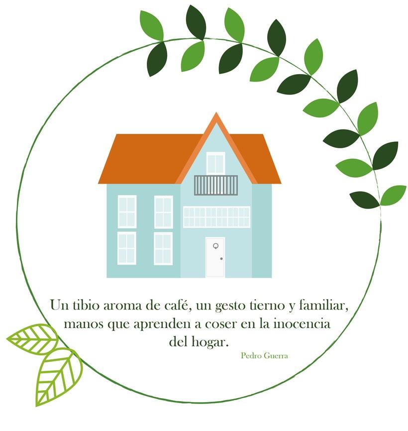 Casas ilustradas 3
