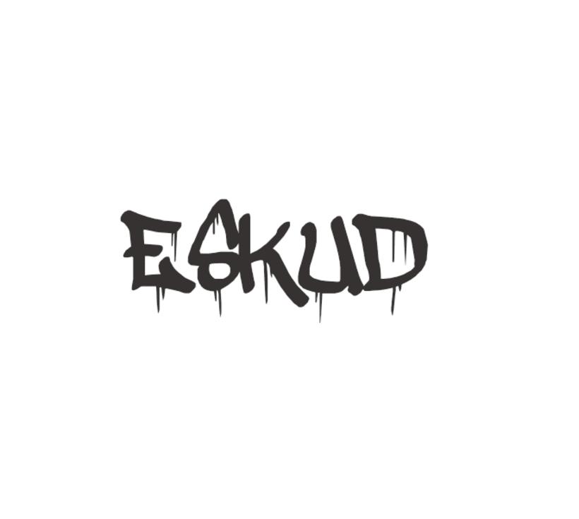 Diseño Logotipo y camisetas. ESKUD (Hardcore) 2