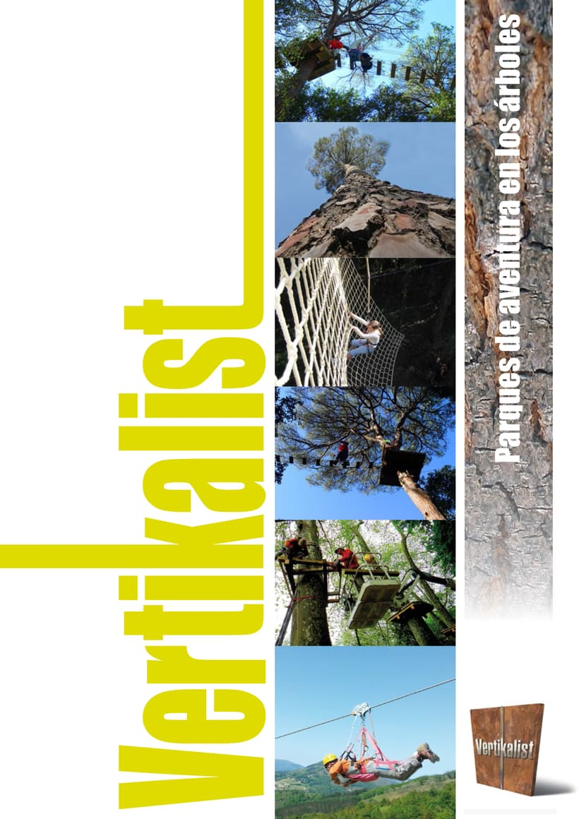 Catalogo Forestal Canopy Vertikalist® 4