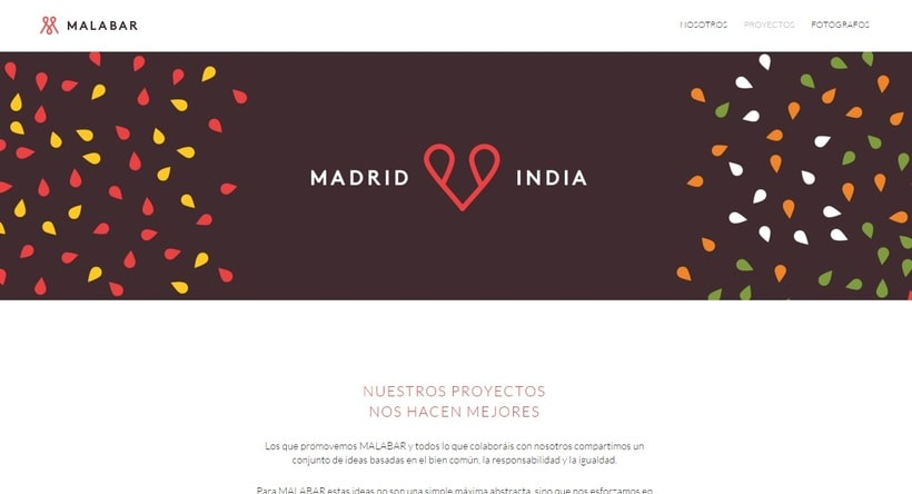 Proyecto Solidario Malabar - MADRID & INDIA 3