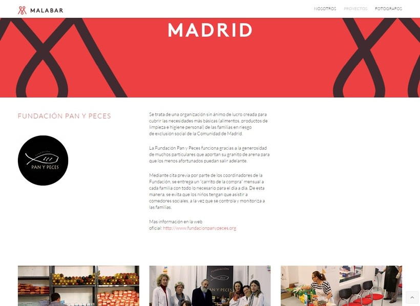 Proyecto Solidario Malabar - MADRID & INDIA 5