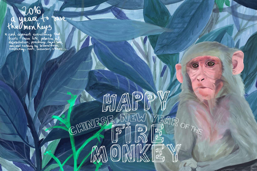 happy chinese new year of the monkey 1