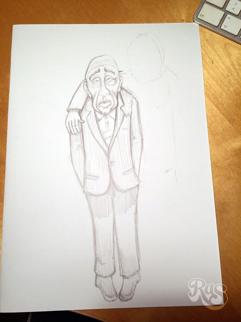 Diseño y construcción de personaje 1