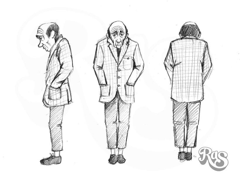 Diseño y construcción de personaje 2