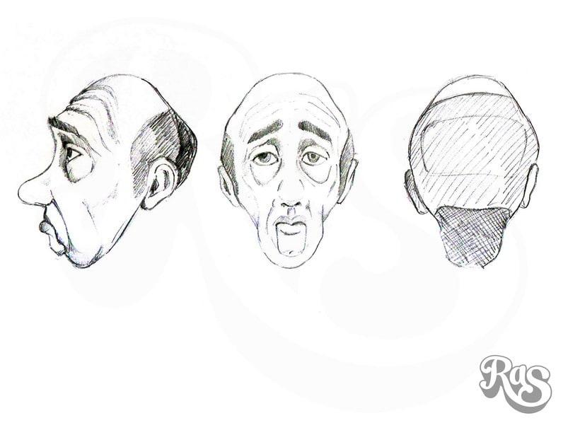 Diseño y construcción de personaje 3