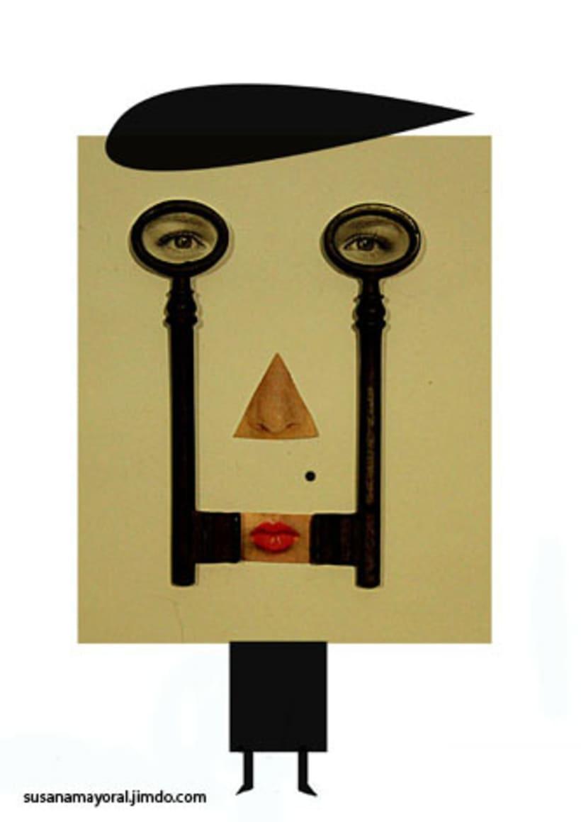 retratos simbólicos 3
