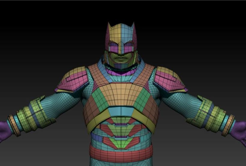 Batman Armored -1