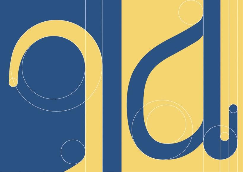 Negra - Display typography 5