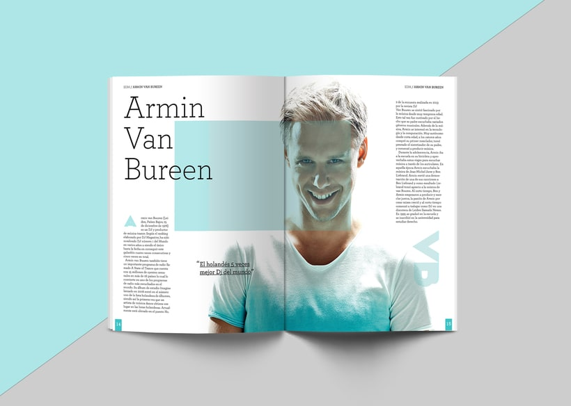 EDM | Electronic Dance Music magazine 8