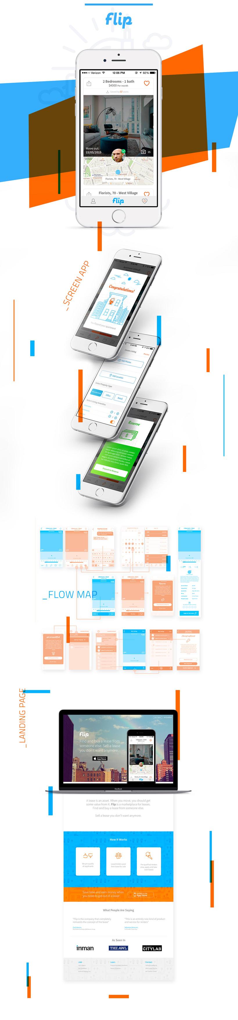 Flip app -1