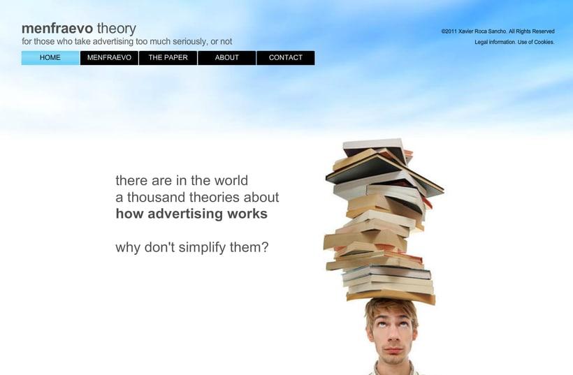 Menfraevo theory -1