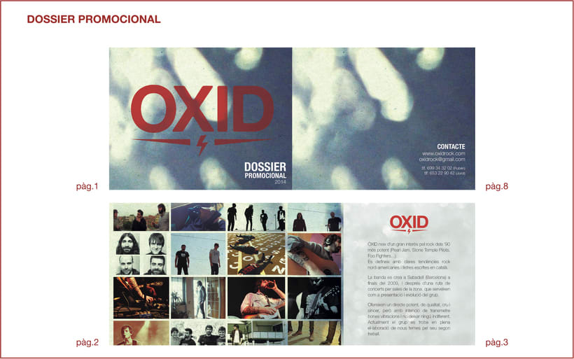 PROYECTO FINAL/ OXID 3