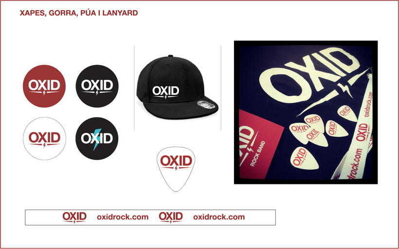 PROYECTO FINAL/ OXID 10