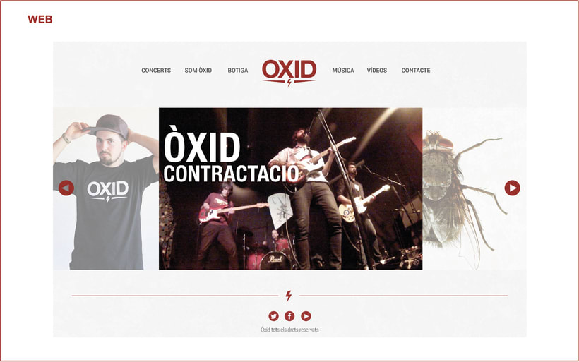 PROYECTO FINAL/ OXID 11