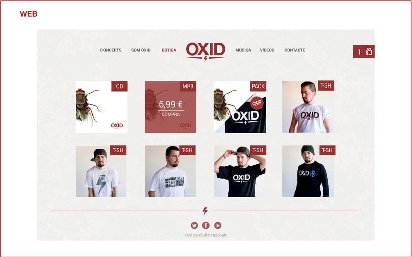 PROYECTO FINAL/ OXID 12