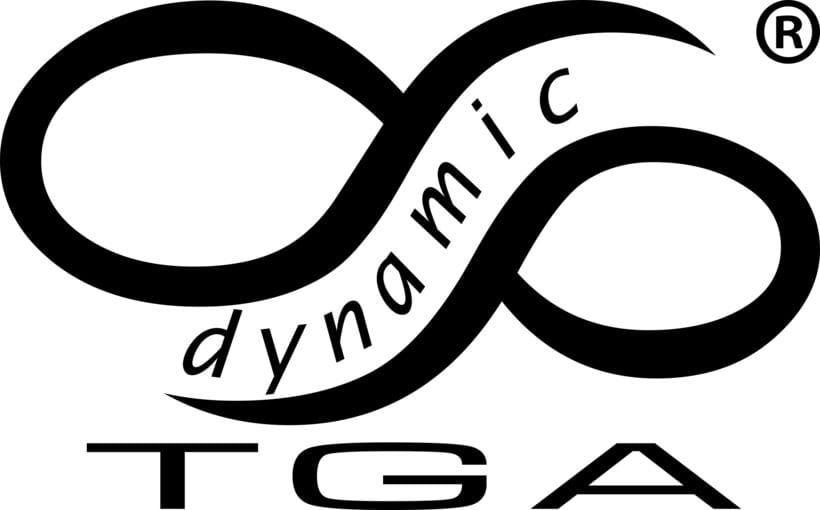 Diseño de Logotipo TGA dynamic 1