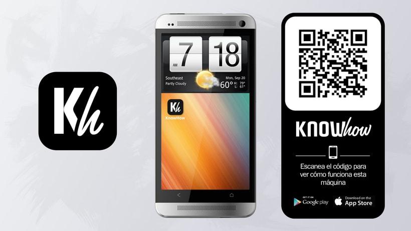 Know How - Logotipo para app 2