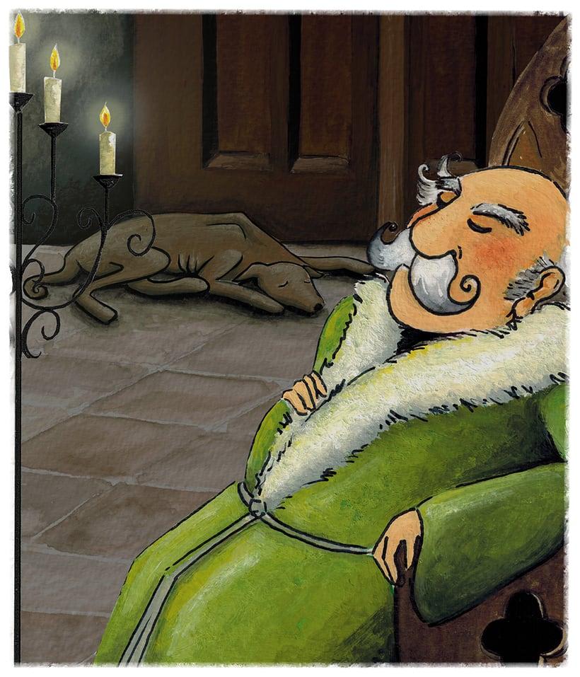 Ilustraciones, El Conde Sisebuto 3