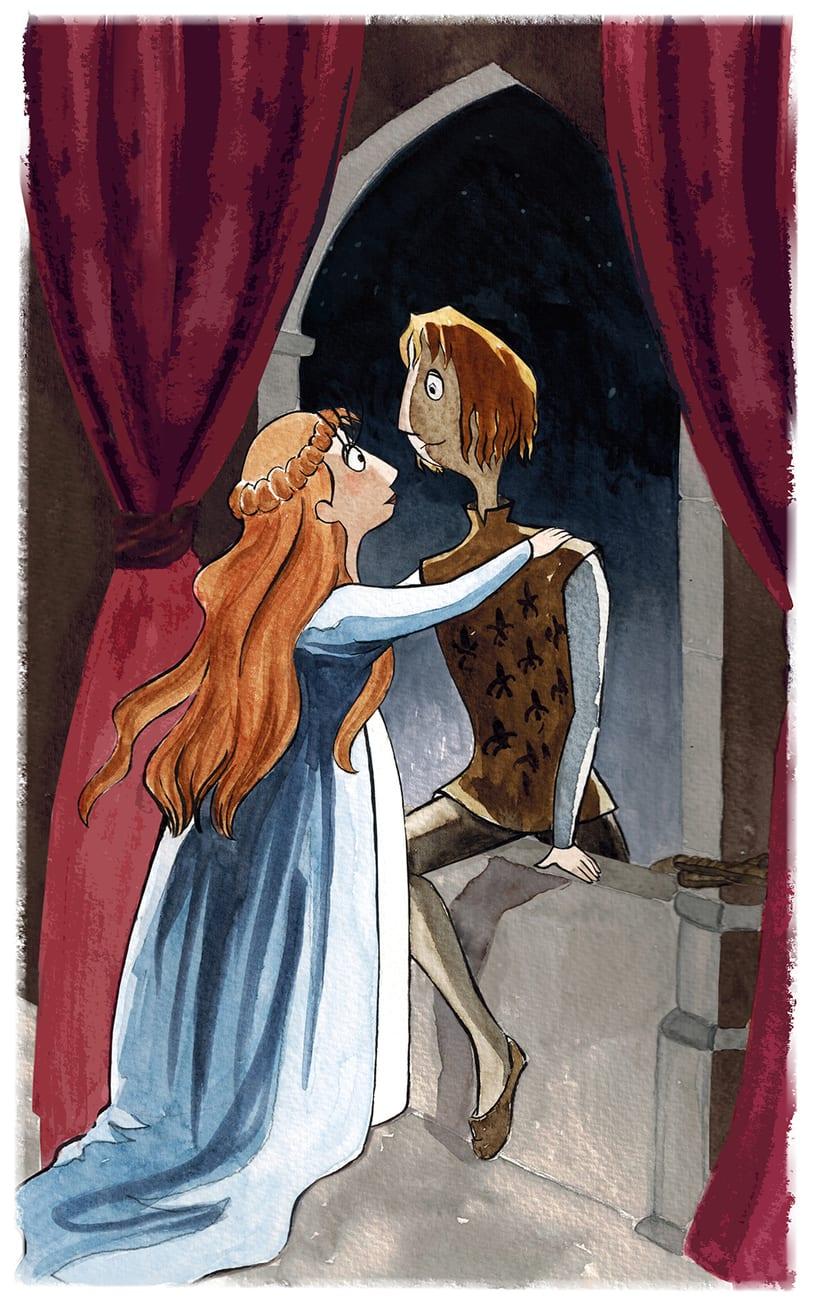Ilustraciones, El Conde Sisebuto 7