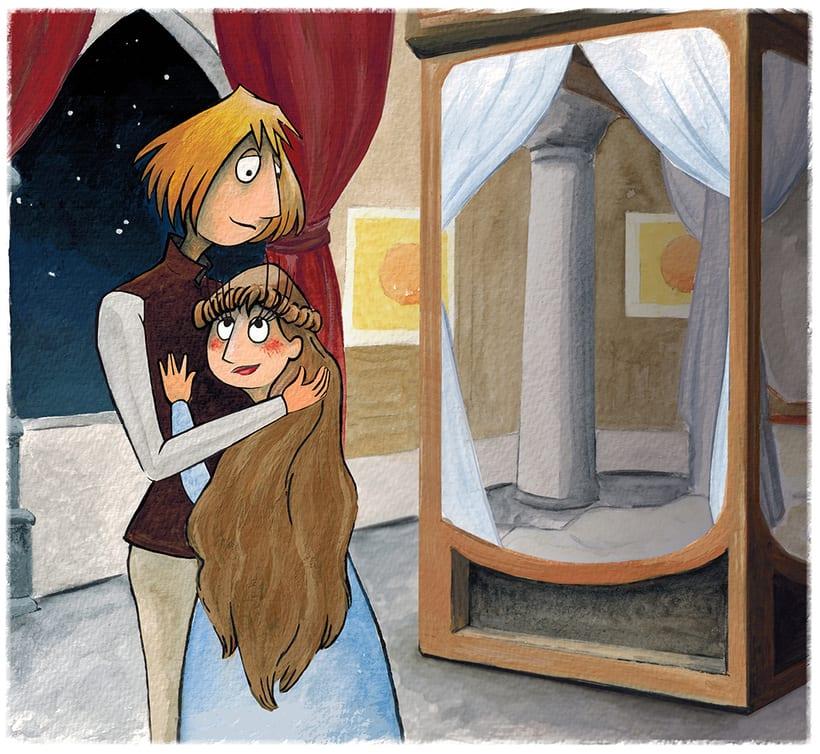 Ilustraciones, El Conde Sisebuto 8