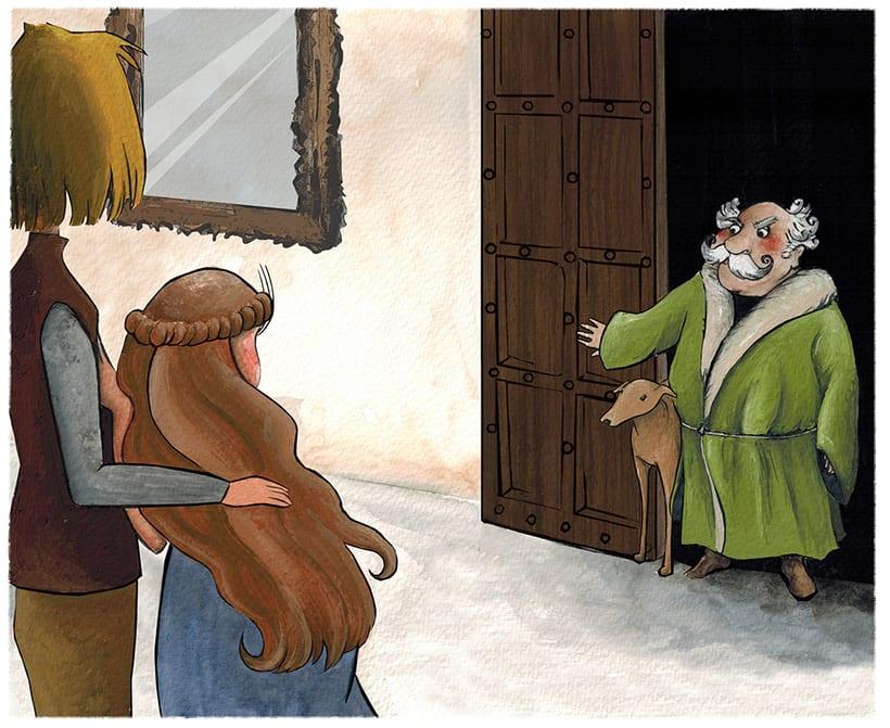 Ilustraciones, El Conde Sisebuto 10