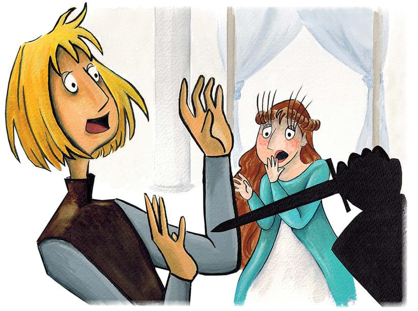 Ilustraciones, El Conde Sisebuto 12