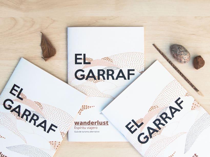 Guia de Turismo Alternativo - EL GARRAF wanderlust 1