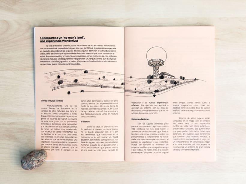 Guia de Turismo Alternativo - EL GARRAF wanderlust 3