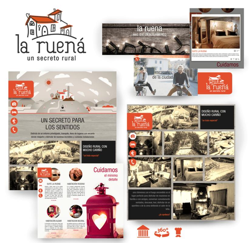 LA RUENA - Ya no basta con diseñar y programar páginas web.... 0